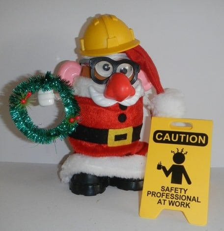 A Special Christmas Message From Barry Spud • SafetyRisk.net