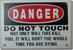 safety sign 123